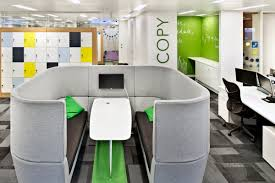 sas activity based london offices airbnb london officesview project