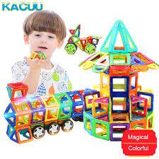 KACUU <b>Big Size Magnetic</b> Designer Construction <b>Set</b> Model ...