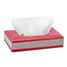 ATMOMO RED Car Creative Tissue Box Decorative ... - Amazon.com