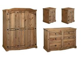 corona 4 piece bedroom furniture set mexican pine premium range 10697 p corona pine bedroom set range bedroom furniture