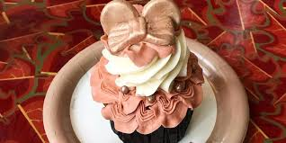 <b>New Disney</b> rose gold <b>Minnie</b> Mouse ear cupcakes are here ...