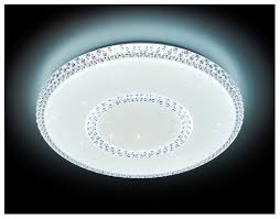 <b>Светильник</b> светодиодный <b>Ambrella light F99</b> WH 96W D500 ...