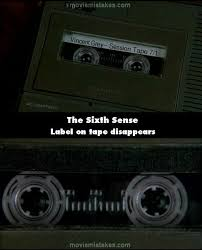 the sixth sense questions and answersmistake screenshot