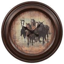 vintage decor clic: whole vintage home decor clic western style wood clocks