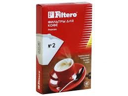 <b>Фильтр</b>-<b>пакеты Filtero Premium</b> 2 40шт бумажные одноразовые ...