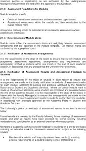 de montfort university handbook and regulations for undergraduate assessment components in the module and their contribution to the overall module mark anonymous marking