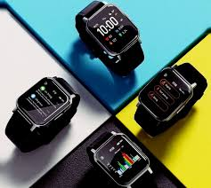 <b>Haylou LS02 1.4inch</b> Ture Color Smartwatch in 2020   Smart watch ...