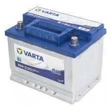 Аккумулятор <b>VARTA</b> D24 <b>Blue</b> Dynamic 560 408 054 обратная ...
