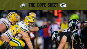 Packers take on the visiting <b>Eagles</b> on TNF