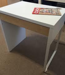 ikea micke desk whitebirch office furniture equipment 1 birch office furniture