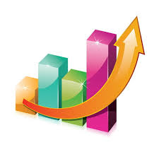 Image result for chart up clipart