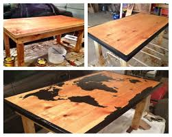 Aa Laun Coffee Table World Map Coffee Table By Stuswood On Etsy 8000 Decorating