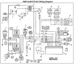 hvac wiring diagram   air conditioner schematic wiring diagram    air conditioner schematic wiring diagram swift gti air