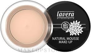 Lavera Natural Mousse Make Up Cream Foundation - Тональный ...