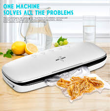 Best Electric <b>Vacuum Sealer</b> Machine 220V 110V With 10pcs <b>Food</b> ...