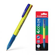 <b>Erich Krause Ручка</b> шариковая автоматическая 4 Color ...