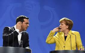 Αποτέλεσμα εικόνας για merkel tsipras