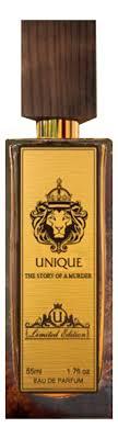 <b>Unique Parfum</b> The Story Of A Murder купить селективную ...