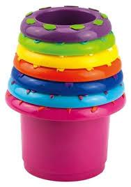 <b>Пирамидка Little hero Веселые</b> чашки 3048 — купить по выгодной ...