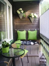 im categorizing this art because of the great use of space terrific small balcony furniture ideas fashionable product