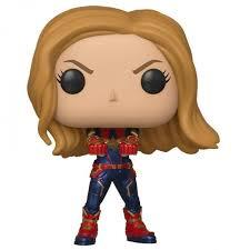 <b>Фигурка Funko POP</b>! Bobble: Marvel: Avengers Endgame: <b>Captain</b> ...