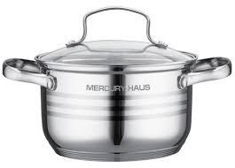 Купить Кастрюля <b>MercuryHaus</b> MC-7055 4,7 <b>л</b>. в Курске, цена ...