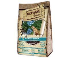 <b>Natural Greatness Field</b> River Cat Recipe / Salmon Lamb / 600g ...
