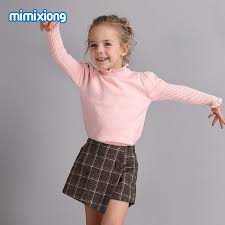 Купить cross pattern girls knit <b>sweaters</b> stretchy pink mock neck kids ...