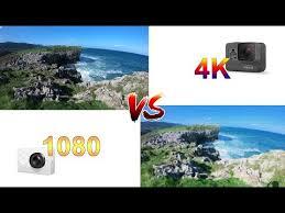 4K vs <b>Full HD</b> (<b>1080p</b>) | Encuentra la diferencia | ¿Qué cámara ...