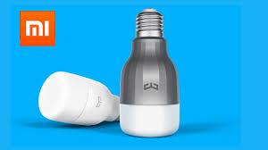 Обзор умной лампы <b>Xiaomi Yeelight</b> LED Bulb Color, которая не ...