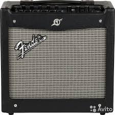 <b>Гитарный комбо-усилитель Fender Mustang</b> I (V2) - Хобби и ...