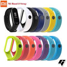 <b>Silicone Strap for Xiaomi</b> Mi Band 3 Mi Band 4 | Shopee Philippines