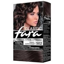 Стоит ли покупать Fara <b>Classic</b> Стойкая <b>крем</b>-<b>краска для волос</b> ...