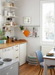 small space kitchen ideas:  kitchen ideas for small kitchen spaces minimalist interiors for small spaces see smart idea