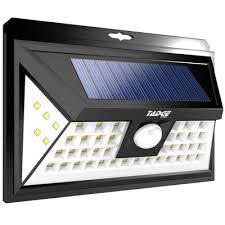 1 PACK <b>Solar Outdoor</b> Patio Deck <b>Lights 48 LED</b> - TADGE GOODS