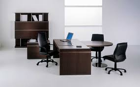fabulous wooden file cabinets and l shaped desk feat modern black leather office chairs design black leather office design