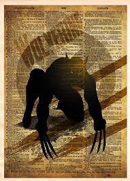 <b>Wolverine</b> print, <b>Xmen art</b> pop <b>art</b>, <b>vintage</b> superhero <b>art</b>, <b>Retro</b> ...