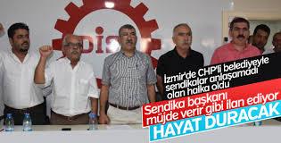 İzmir'de 'hayatı durduralım' eylemi