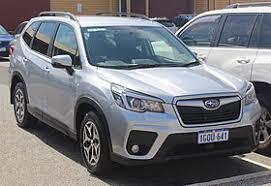 Subaru Forester - WikiZero