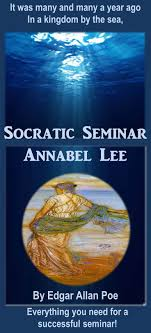 best ideas about poe skills carrie hoechlin han socratic seminar activities poem analysis annabel lee by edgar allan poe