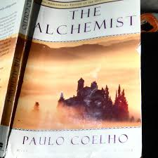 literature riding bitch my tattered copy of the alchemist by paulo coelho