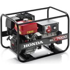 <b>Бензиновый генератор Honda ECT7000K1</b> (<b>ECT7000K1</b>)