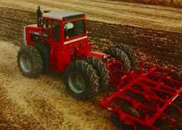 MASSEY-FERGUSON <b>4880</b> FWD (With images) | Tractors, Classic ...