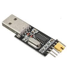 <b>3pcs 3.3V 5V USB</b> to TTL Converter CH340G UART Serial Adapter ...