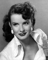 Jean Peters was an American actress. She was born in 1926 at Canton, Ohio and died ... - Jean_Peters