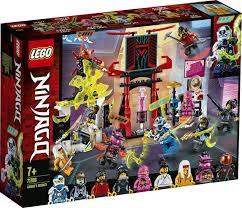 Купить <b>Конструктор LEGO Ninjago Киберрынок</b> в интернет ...