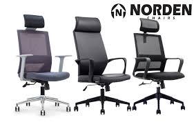 Серия новинок <b>кресел Norden</b> пополнила наш каталог | 13 Стульев