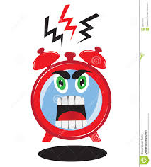 Image result for alarm clock clipart