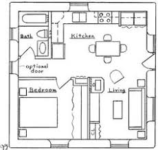 images about Floor Plans on Pinterest   Floor plans  Small    Best Small Open Floor Plans   Floor Plan