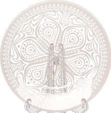 <b>Тарелка Pasabahce Boho</b> 19,5см розовый 10327SLBD43: купить ...